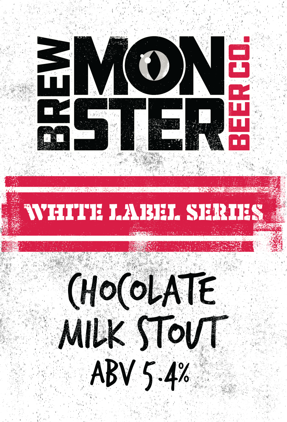 White Label Chocolate Milk Stout