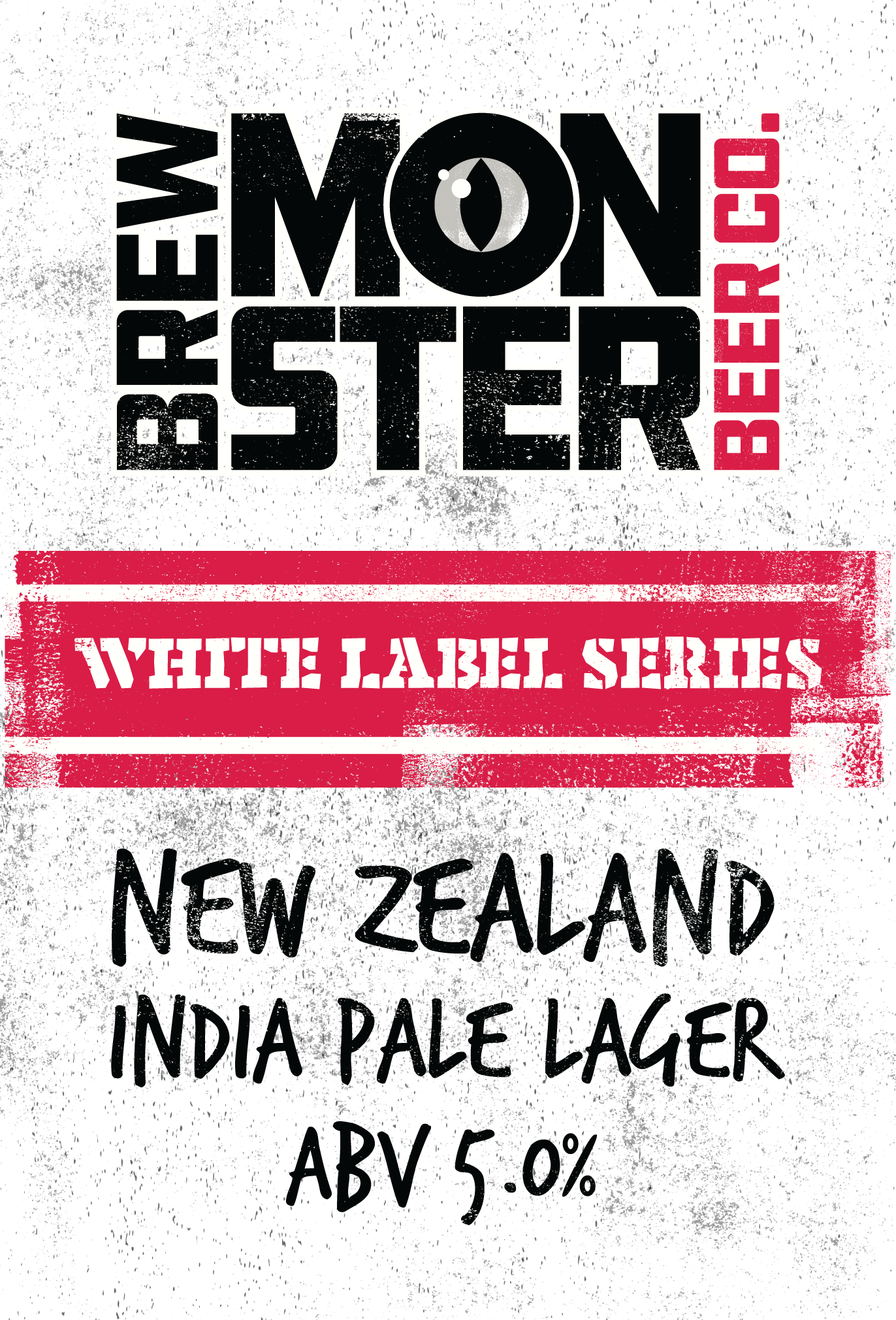 New Zealand India Pale Lager 5.%