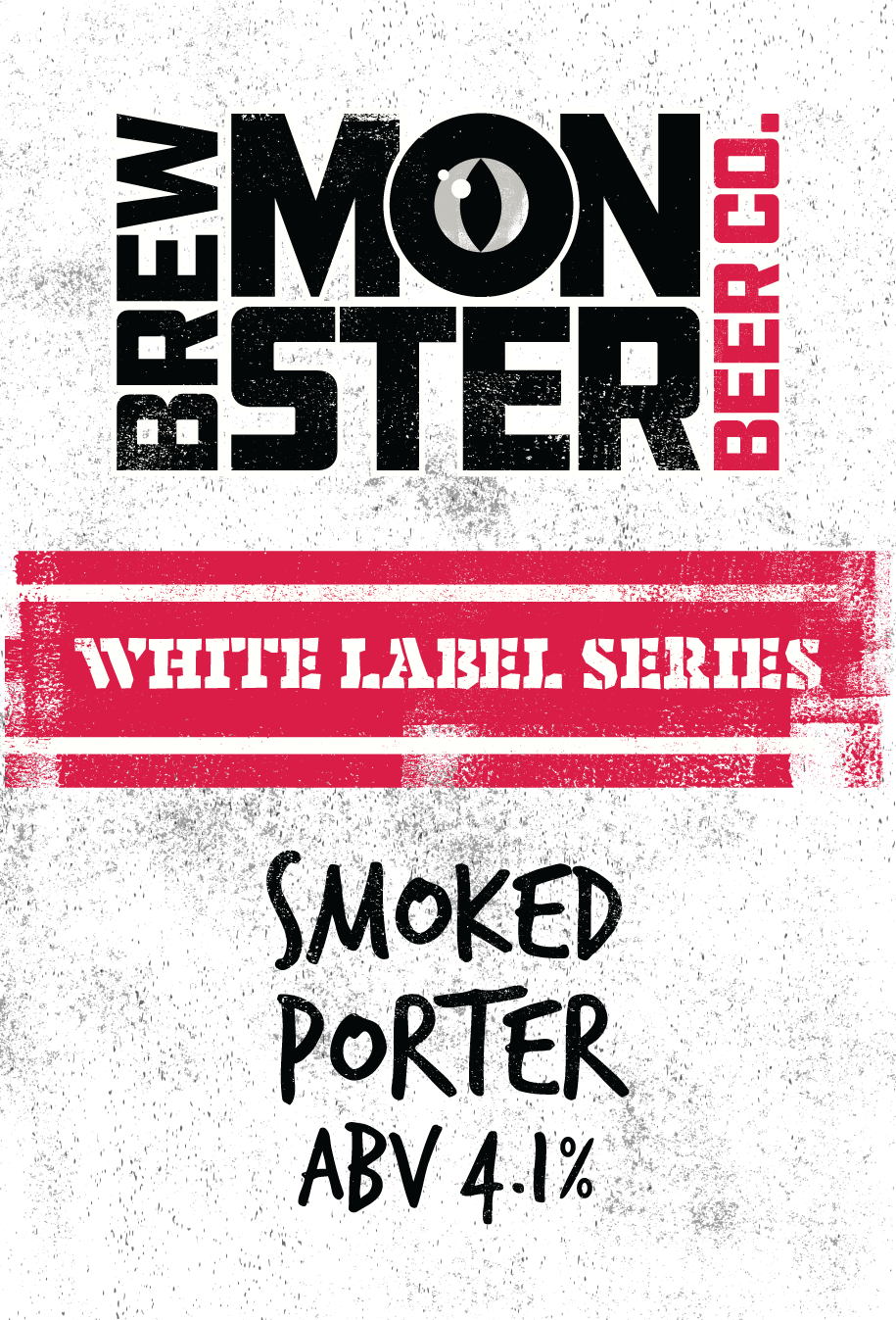 White Label Series Smoked Porter