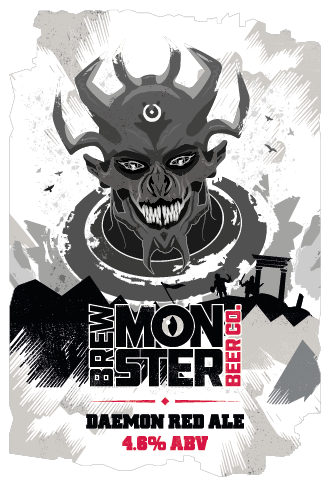 Brew Monster Daemon Red Ale